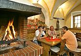Restaurant with Fire Place