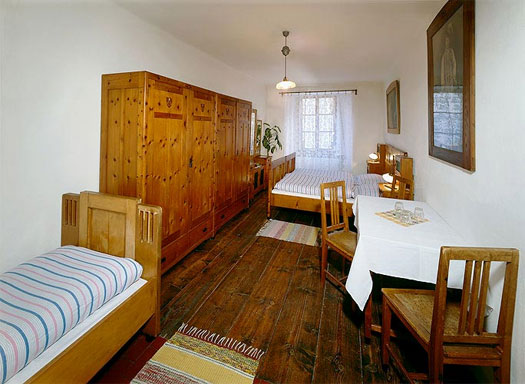 Triple-bed room, 3 + 0, Hotel Na louži